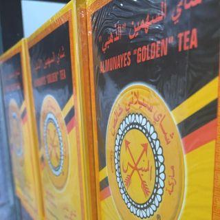 شاي المنيس